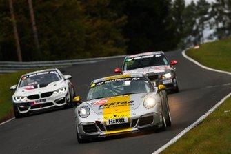#395 Porsche 911 Carrera: Alexander Akimenkov, Ronny Lethmate, Vasilii Selivanov