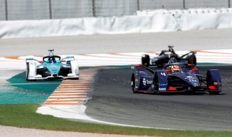 Robin Frijns, Envision Virgin Racing, Audi e-tron FE06 Ma Qinghua, NIO 333, NIO FE-005