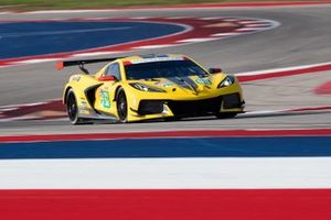 #63 Corvette Racing Corvette C8.R: Jan Magnussen, Mike Rockenfeller