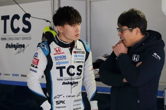 牧野任祐 Tadasuke Makino(TCS NAKAJIMA RACING)