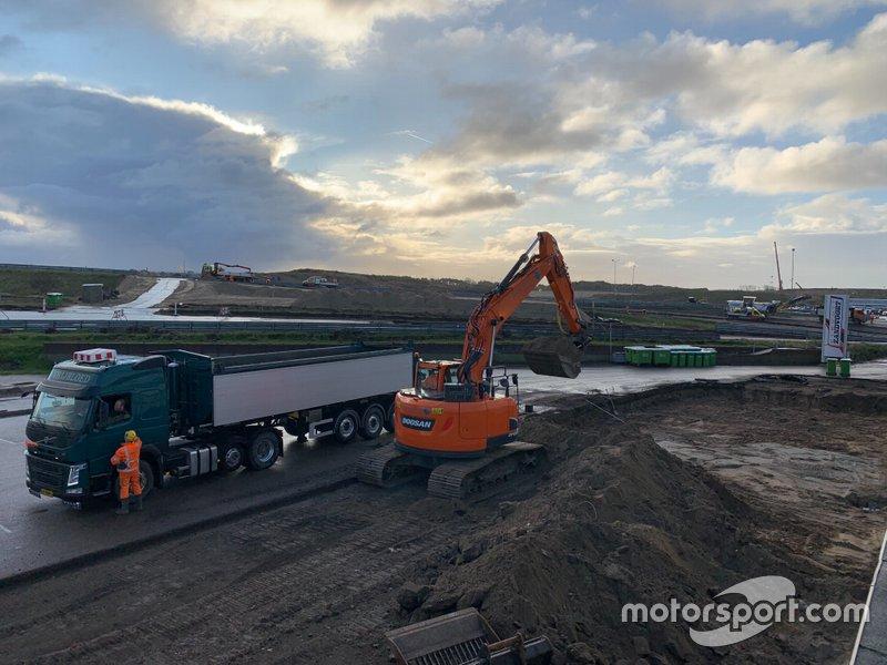 Remodelación Circuito de Zandvoort