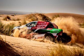 يزيد الراجحي، رالي المغرب الصحراوي