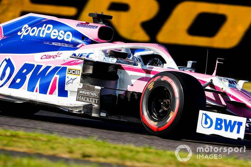 Гран При Японии: Сайнс на высоте, Перес попал на подиум после аварии