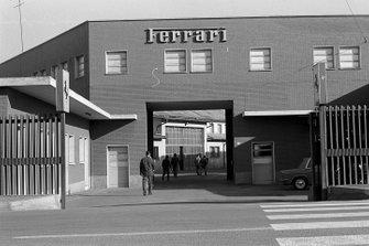 Фабрика Ferrari в Модене