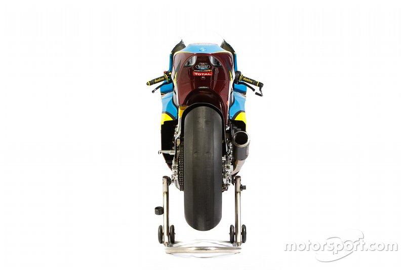 Moto de Augusto Fernandez, Marc VDS Racing