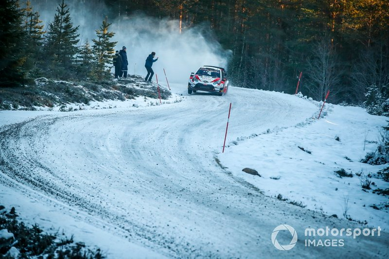 SŽbastien Ogier (FRA), Toyota Gazoo Racing WRT, Toyota Yaris WRC 2020