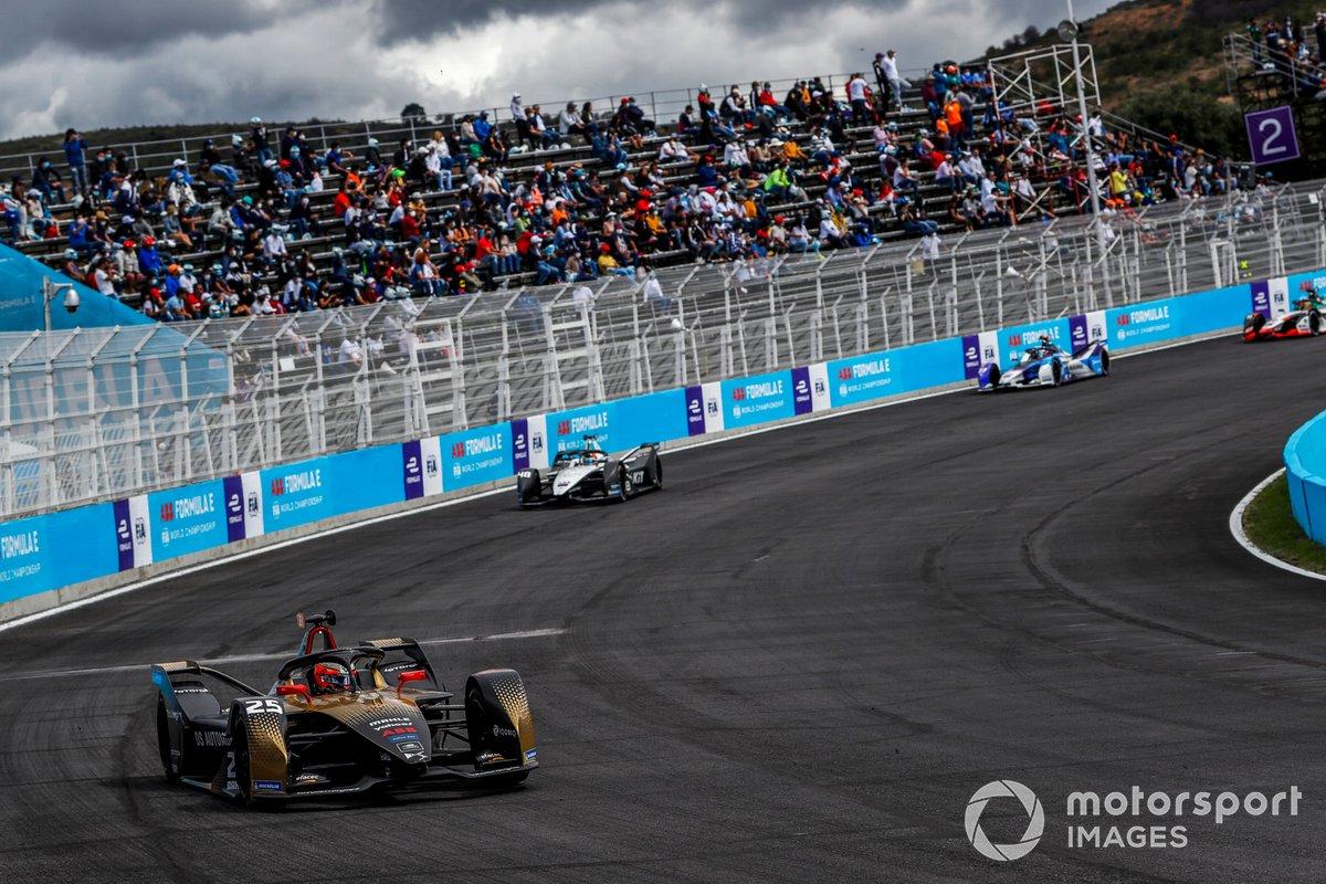 Jean-Eric Vergne, DS Techeetah, DS E-Tense FE21, Edoardo Mortara, Venturi Racing, Silver Arrow 02