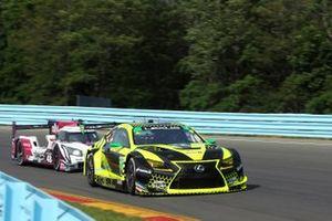 #12 VasserSullivan Lexus RC F GT3, GTD: Frankie Montecalvo, Townsend Bell, Robert Megennis, Zach Veach