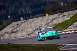 #33 Falken Motorsports Porsche 911 GT3 R: Klaus Bachler, Dirk Werner, Thomas Preining, Alessio Picariello