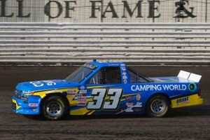 Devon Rouse, Reaume Brothers Racing, Chevrolet Silverado Camping World