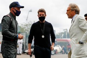 Wade Eastwood, Tom Cruise y Lord March