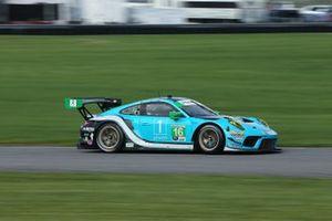 #16 Wright Motorsports Porsche 911 GT3R, GTD: Patrick Long, Trent Hindman