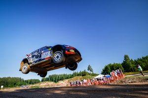 Alexey Lukyanyuk, Yaroslav Fedorov, SRT Rally Team, Skoda Fabia Evo Rally2
