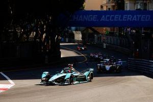 Mitch Evans, Jaguar Racing, Jaguar I-TYPE 5, Jean-Eric Vergne, DS Techeetah, DS E-Tense FE21