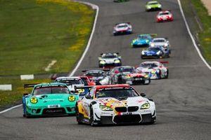 #44 BMW Junior Team BMW M6 GT3): Daniel Harper, Max Hesse, Neil Verhagen