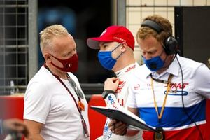Dmitry and Nikita Mazepin, Haas F1