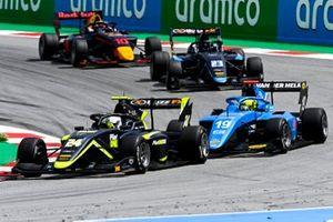 Kaylen Frederick, Carlin Buzz Racing, Tijmen Van Der Helm, MP Motorsport