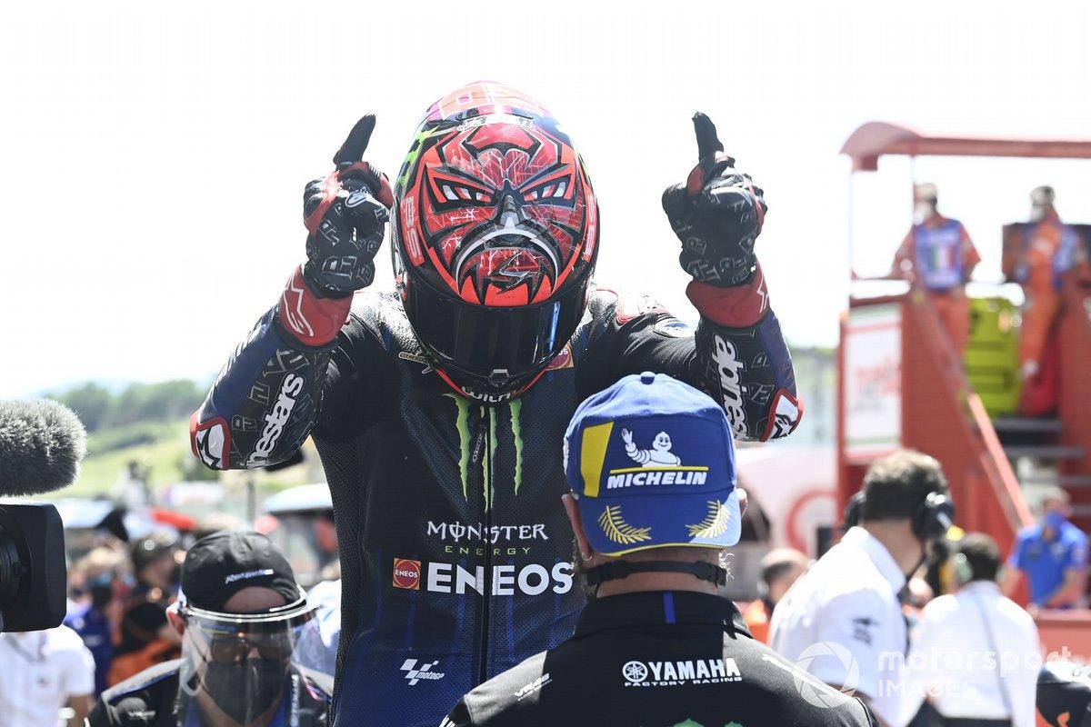Gran Premio de Italia: Fabio Quartararo, Yamaha Factory Racing