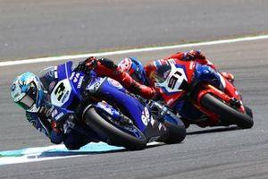 Kohta Nozane, GRT Yamaha WorldSBK Team, Leon Haslam, Team HRC