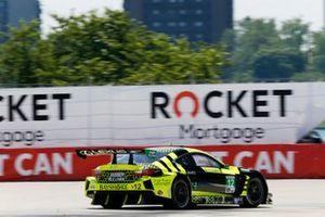 #12 VasserSullivan Lexus RC F GT3, GTD: Townsend Bell, Frankie Montecalvo