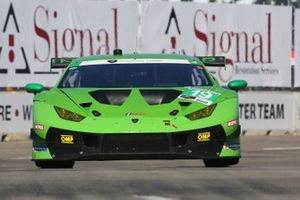 #19: GRT Grasser Racing Team Lamborghini Huracan GT3, GTD: Misha Goikhberg