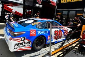 Christopher Bell, Joe Gibbs Racing, Toyota Camry Toyota Honoring Our Fallen Heroes