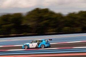 Sylvain Pussier, Team Clairet Sport, Cupra TCR