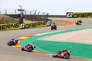 Scott Redding, Aruba.It Racing - Ducati, Alvaro Bautista, Team HRC, Garrett Gerloff, GRT Yamaha WorldSBK Team
