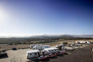 Fahrerlager am Circuito do Estoril