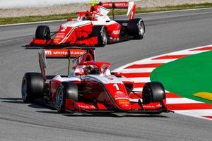 Dennis Hauger, Prema Racing et Arthur Leclerc, Prema Racing