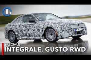 Nuova BMW Serie 2 Coupé