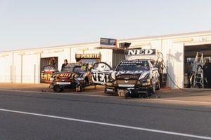 Andre Heimgartner and David Reynolds, Kelly Grove Racing
