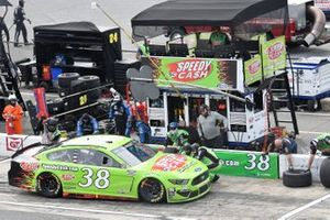 Anthony Alfredo, Front Row Motorsports, Ford Mustang Speedy Cash
