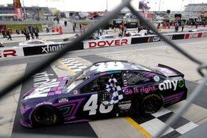 Ganador Alex Bowman, Hendrick Motorsports, Chevrolet Camaro Ally
