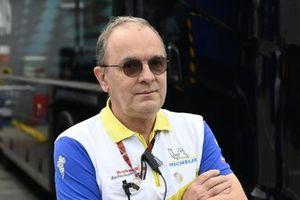 Pascal Sasso, Michelin