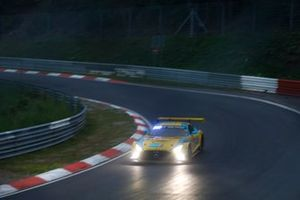 #4 Mercedes-AMG Team HRT Mercedes AMG GT3: Adam Christodoulou, Maro Engel, Manuel Metzger, Luca Stolz