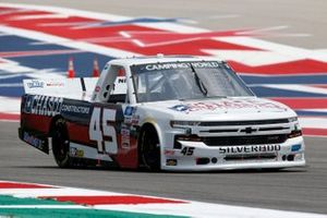 Bayley Currey, Niece Motorsports, Chevrolet Silverado Chasco Constructors