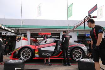 #34 Modulo Drago Corse Honda NSX GT3