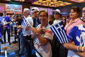 Fans en las Finales mundiales de F1 en las escuelas