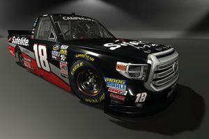 Noah Gragson, Kyle Busch Motorsports, Toyota Tundra