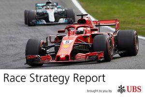 James Allen Race Strategy Report - Belgian GP