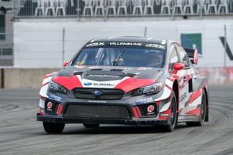 Жак Вильнёв, Subaru