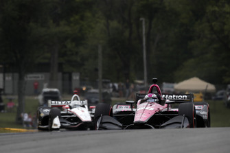 Jack Harvey, Meyer Shank Racing con SPM Honda