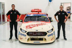 Will Davison and Alex Davison, 23Red Racing Ford