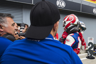 Pedro Piquet, Trident, Giuliano Alesi, Trident