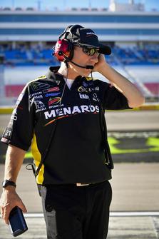 Paul Menard, Wood Brothers Racing, Ford Fusion Menards / Aquafina, Greg Erwin