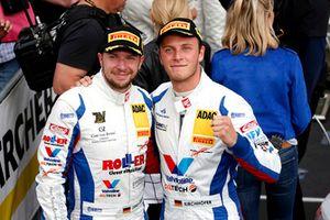 Race winners #1 Callaway Competition Corvette C7 GT3-R: Marvin Kirchhöfer, Daniel Keilwitz