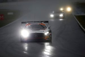 #84 AutoArenA Motorsport Mercedes-AMG GT3: Patrick Assenheimer, Dominik Baumann