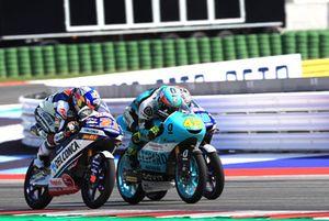 Di Gainnantonio, Lorenzo Dalla Porta, Leopard Racing, Jorge Martin, Del Conca Gresini Racing Moto3