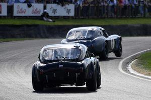RAC TT Celebration Cobra, Gans Shedden